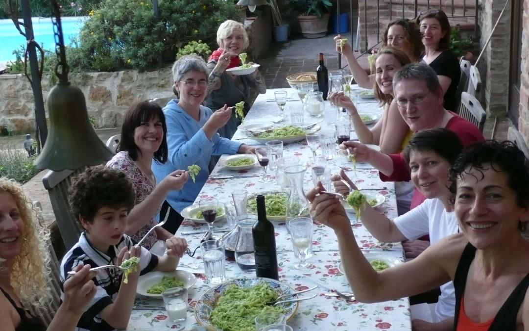 The Tuscan Idea of Fun