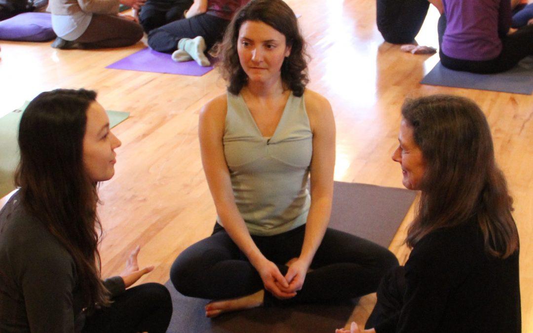 Practicing Ahimsa: Nonviolent Communication Principles
